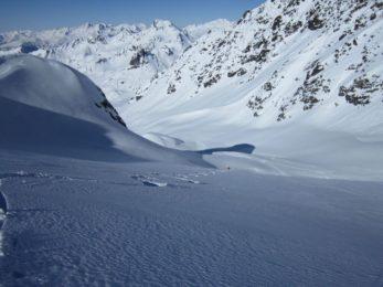 Freeride guide Val d'Isère