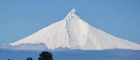 Puntiagudo volcano