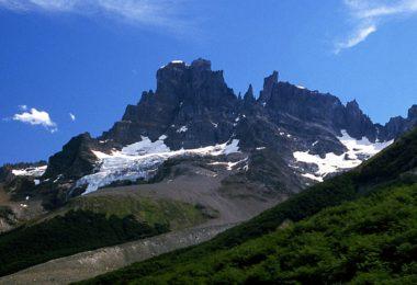 Cerro Castillo Mountain expedition