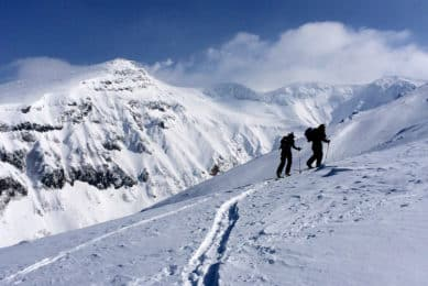 Hokkaido-Ski-Touring