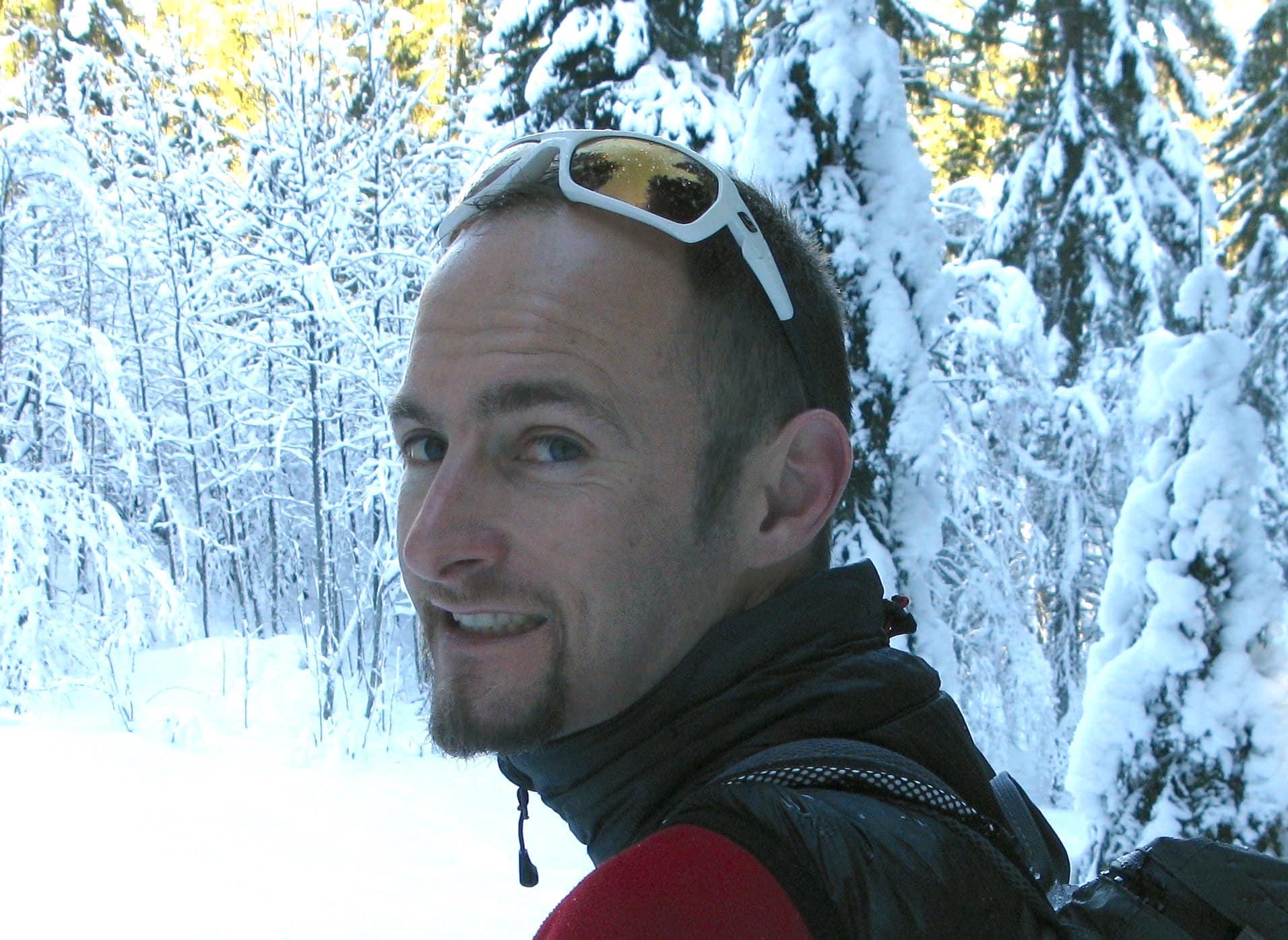 Lucas Humbert UIMLA Mountain Leader Jura