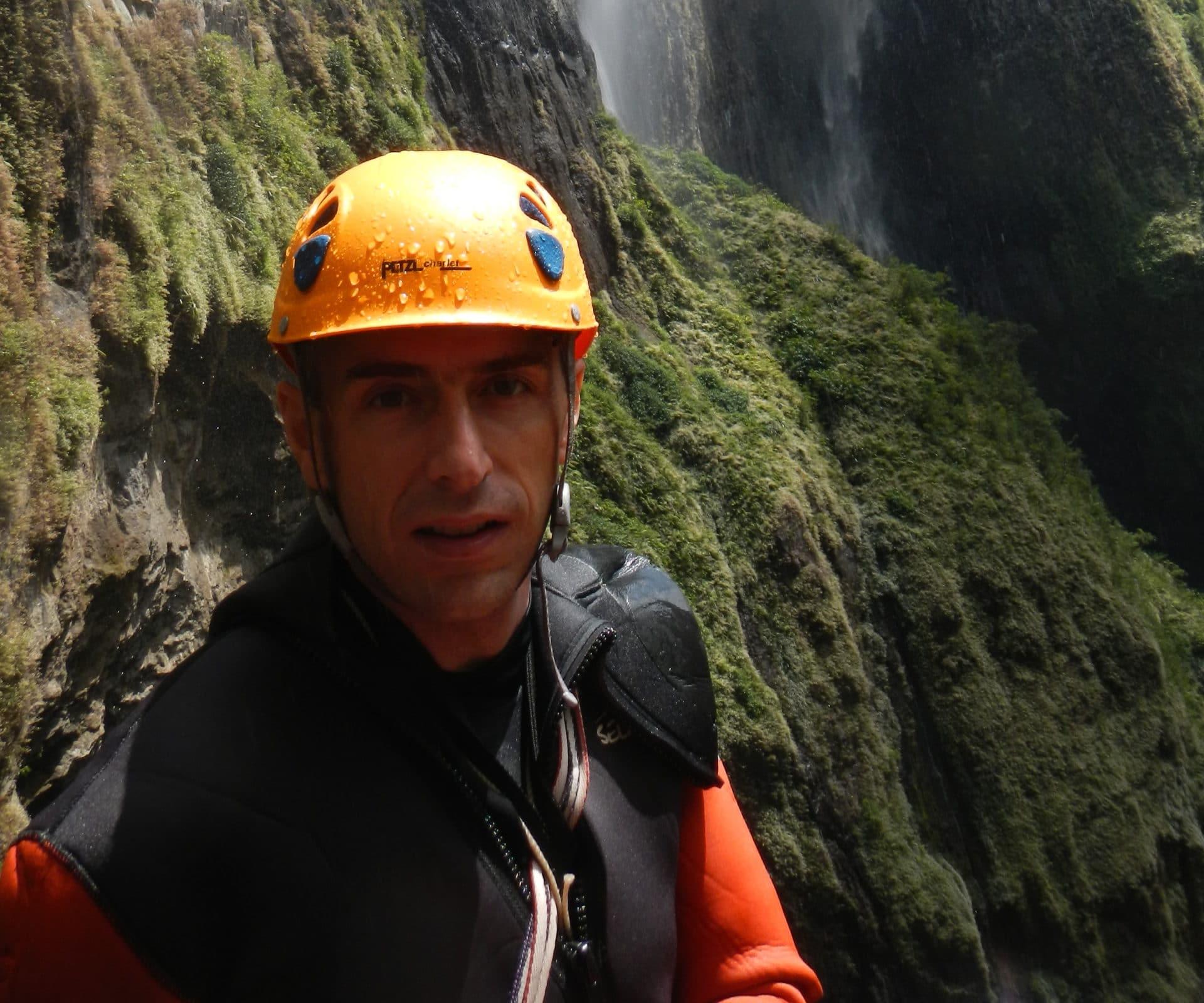Olivier Pambrain Guide de haute montagne UIAGM