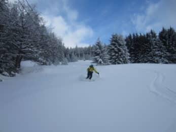 Giant Mountains, 1-day ski tour program