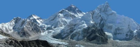 Mount Everest north side expedition