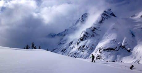 British Columbia Region Alpine Hike