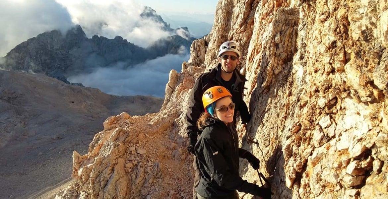 Mt. Triglav 3-day via ferrata course