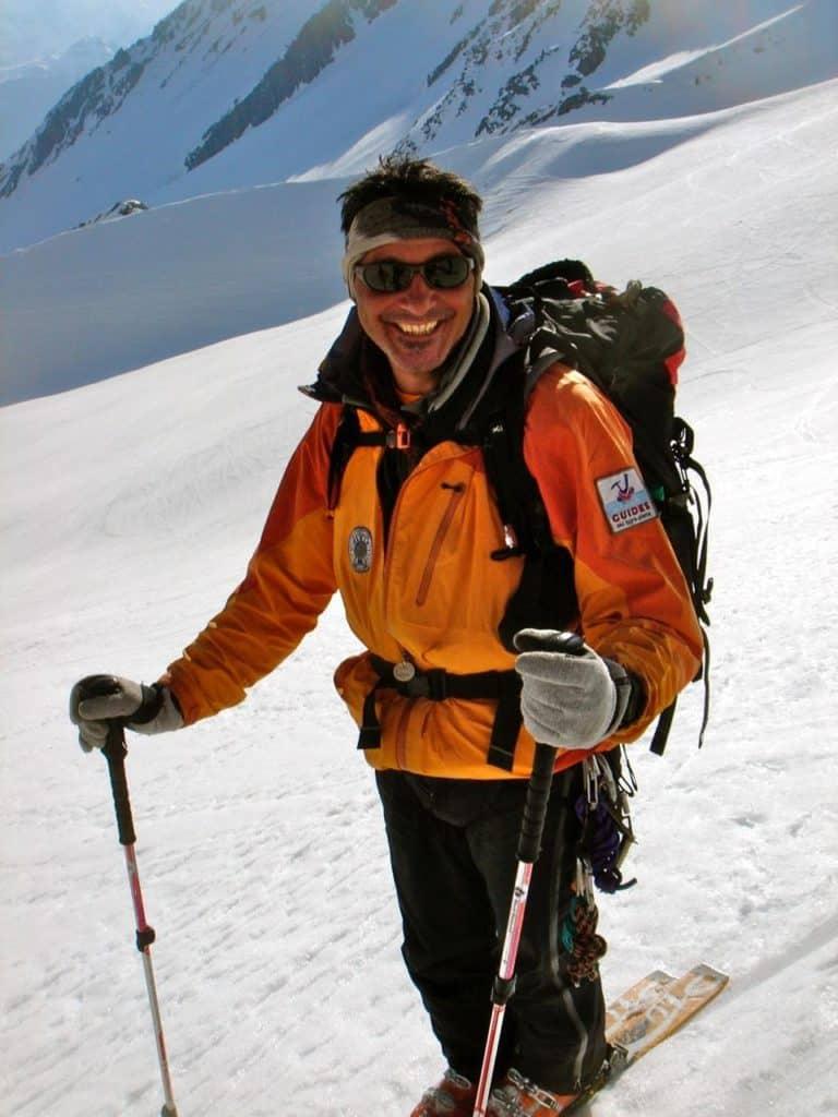 Hervé, IFMGA mountain guide