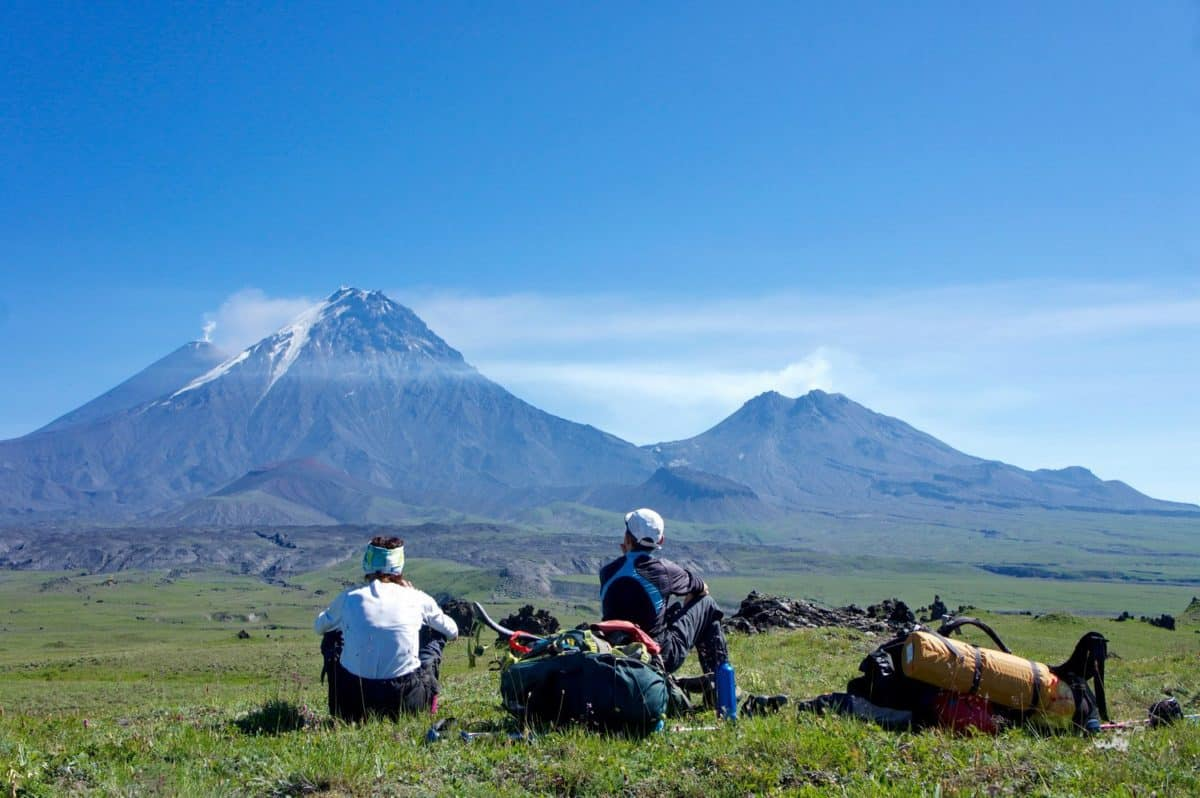 Kamchatka: a different summer trekking in the Far East