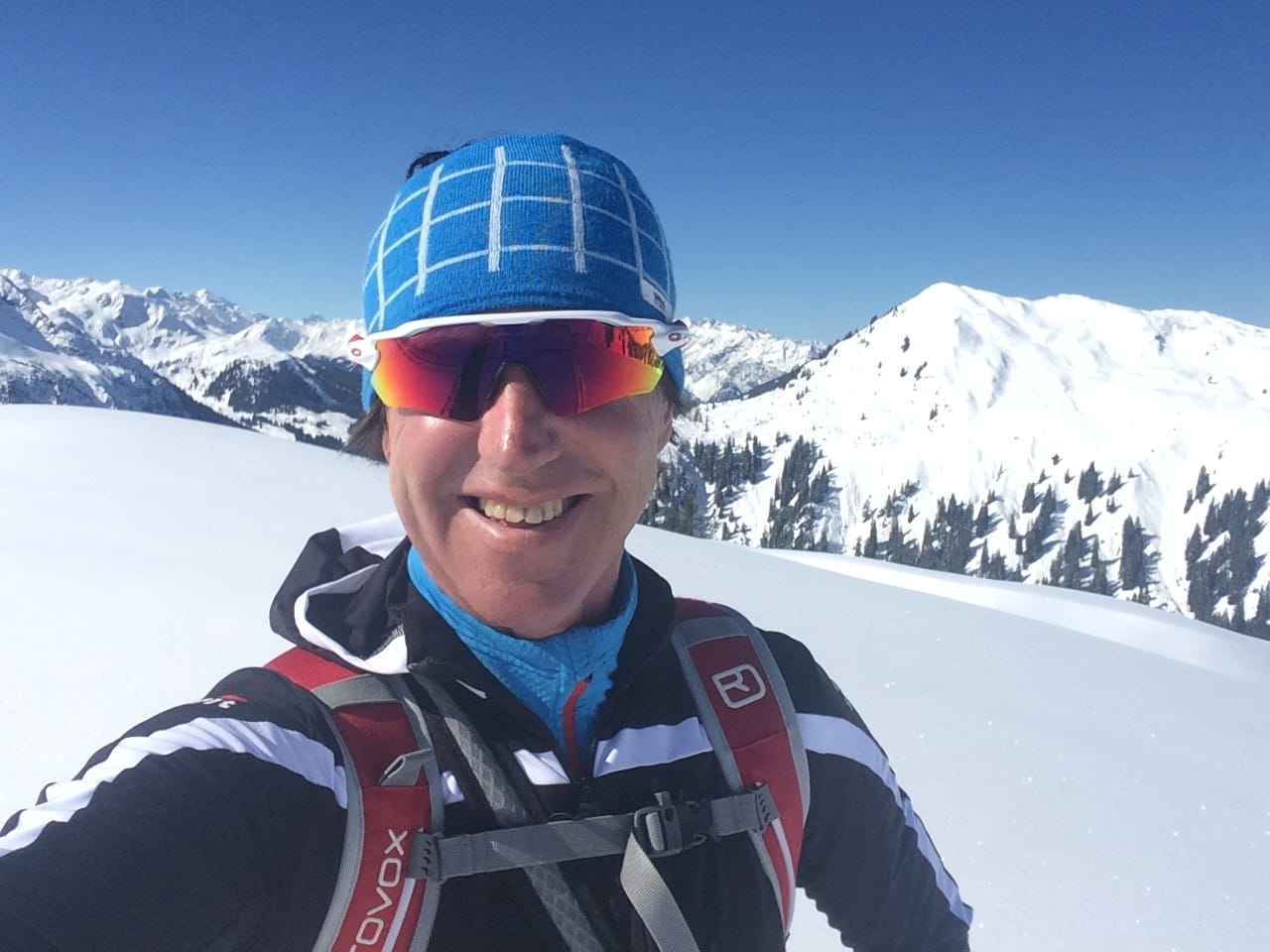 Andy Thurner Mountain Guide Austria