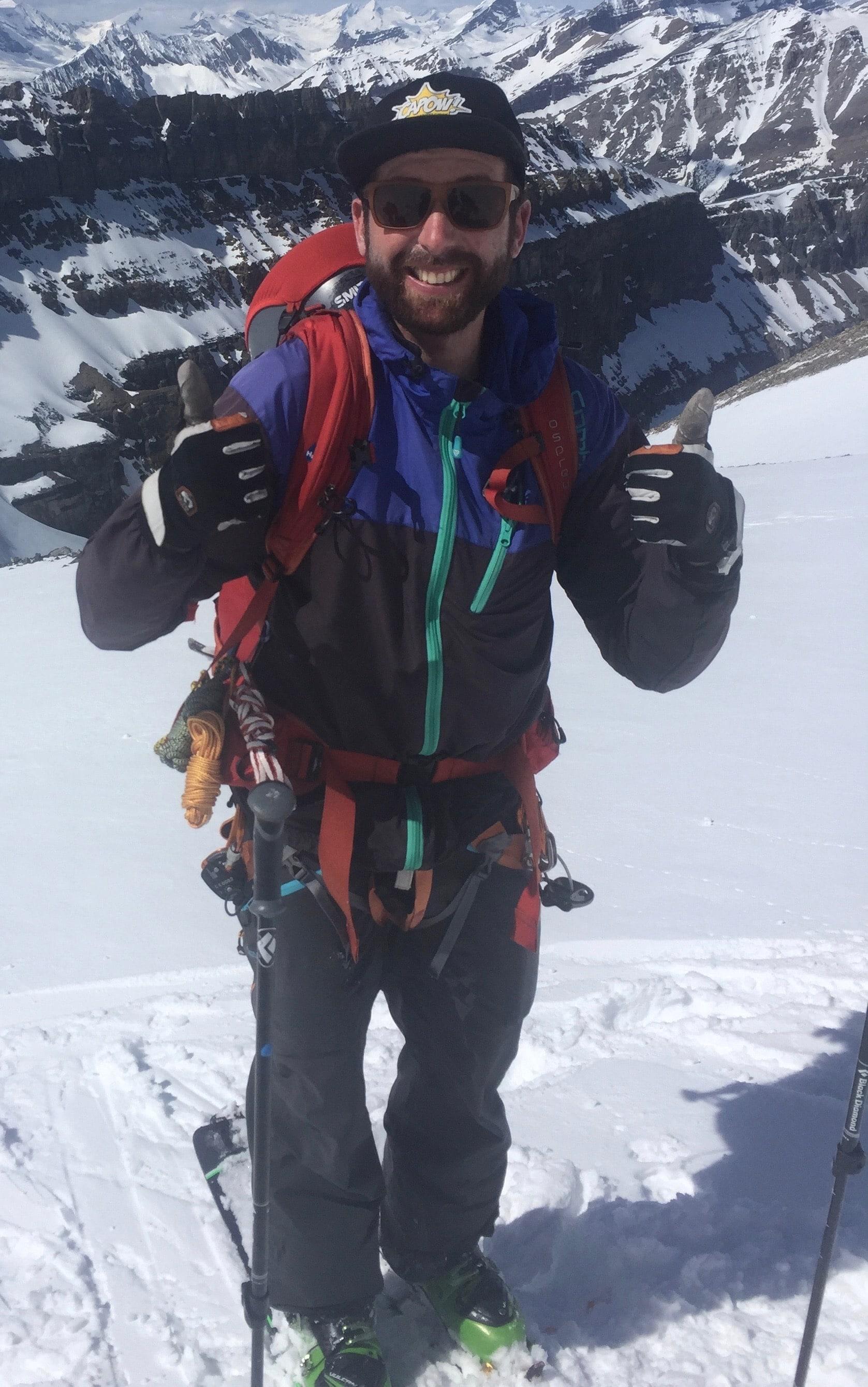Joe Schwartz Mountain Guide