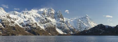 Lofoten, 8-day ski touring trip in Norway