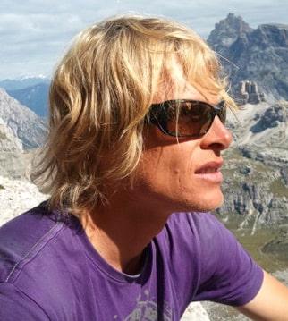 Tobias Freiberger IFMGA Guide Austria