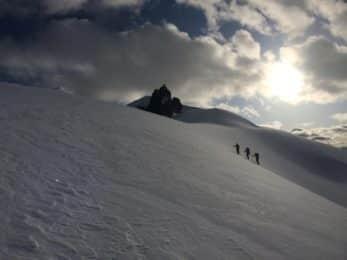 Whistler and Blackcomb backcountry ski day