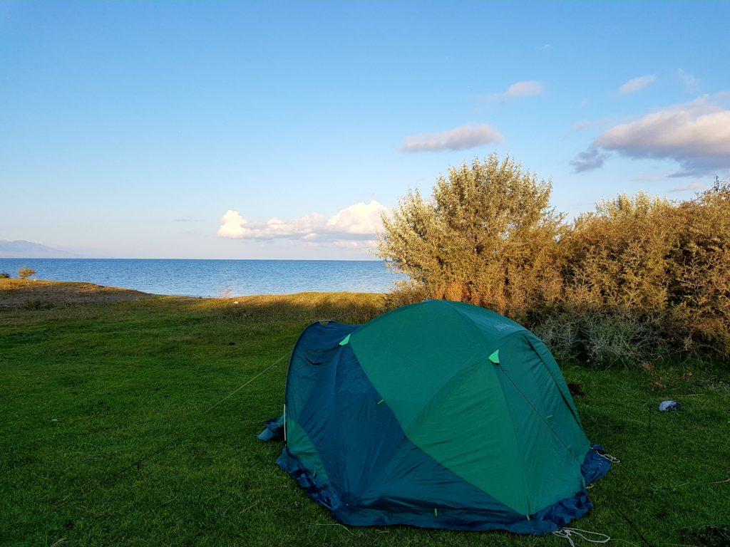 kyrguizstan-camping