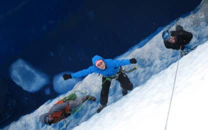 Ice Climbing course in Patagonia