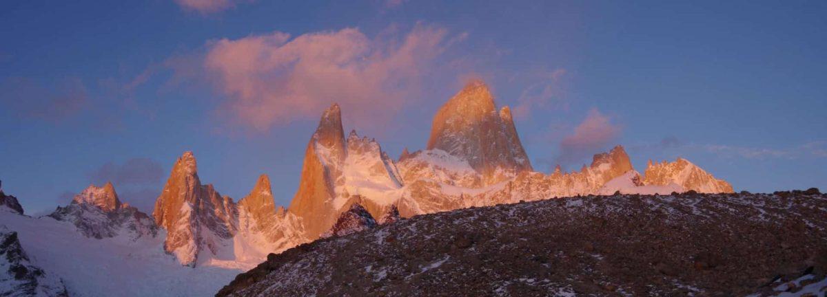View from Cerro Madsen summit