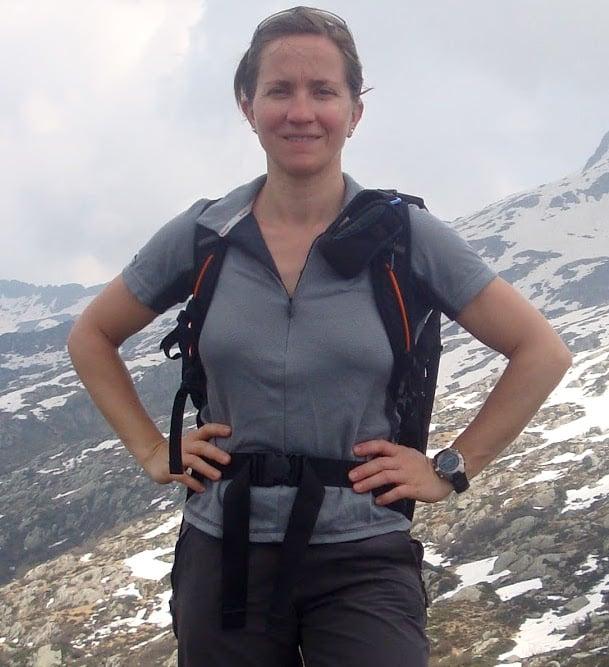 Elisabetta Pozzi Hiking guide