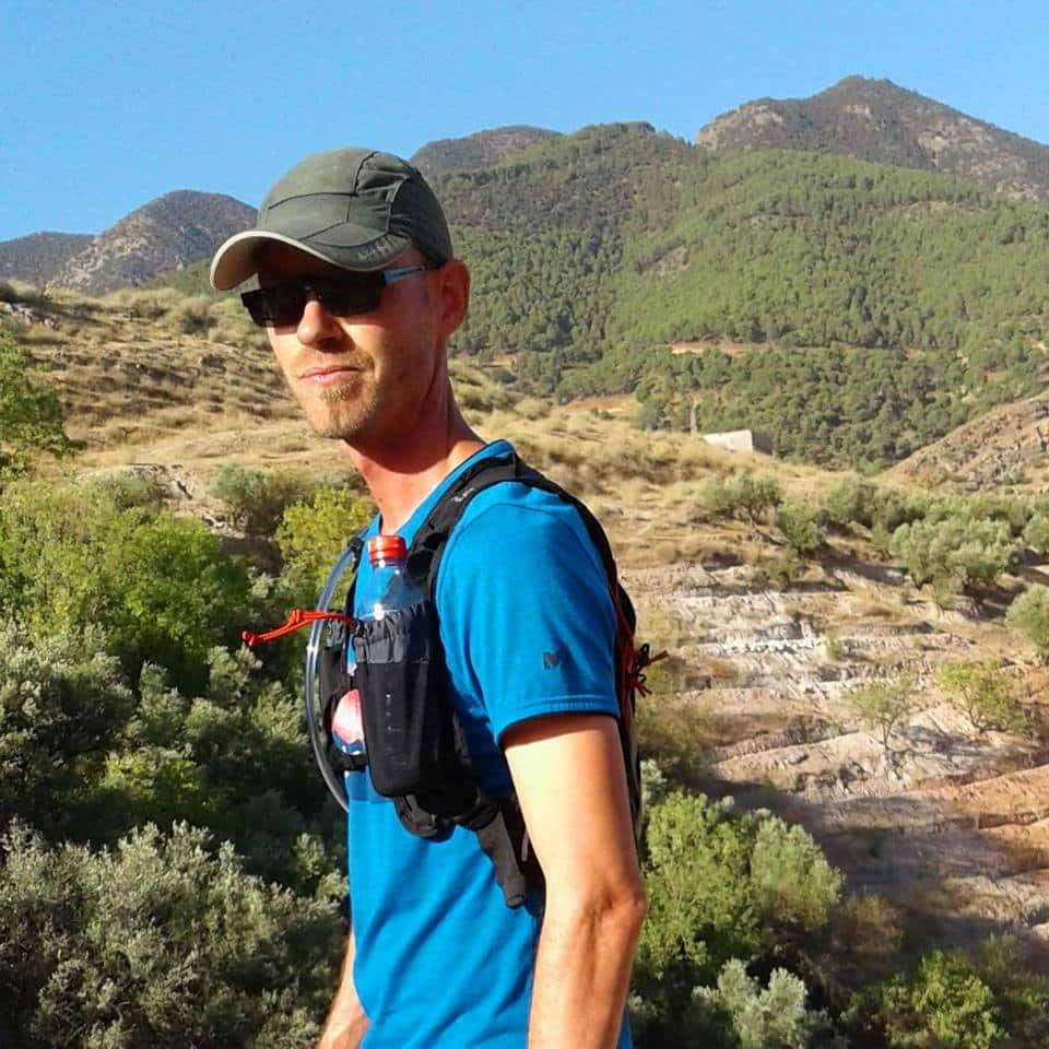 Marc Gallagher Mountain Leader Morocco