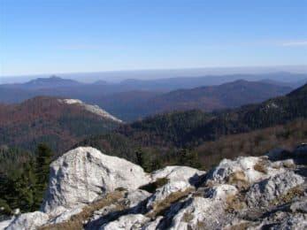 Dinaric Alps. Croatia