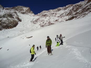 Monte Rosa freeride