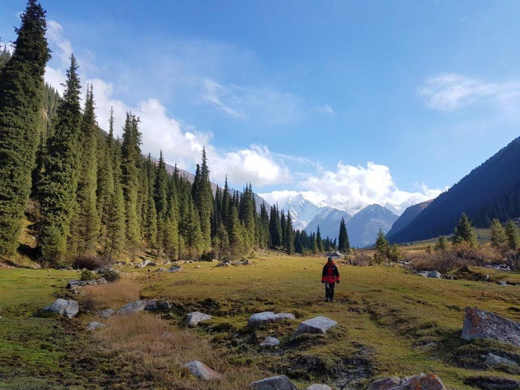 A beautiful hiking destination