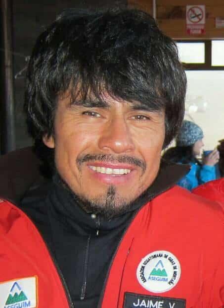 ASEGUIM guide Jaime Vargas