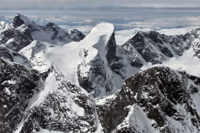 Alpine climbing, Norway