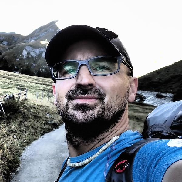 Vojtech IFMGA Mountain Guide