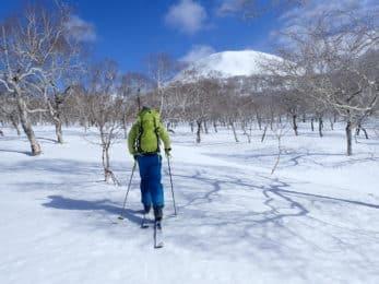 ski tour towards Chisenupuri