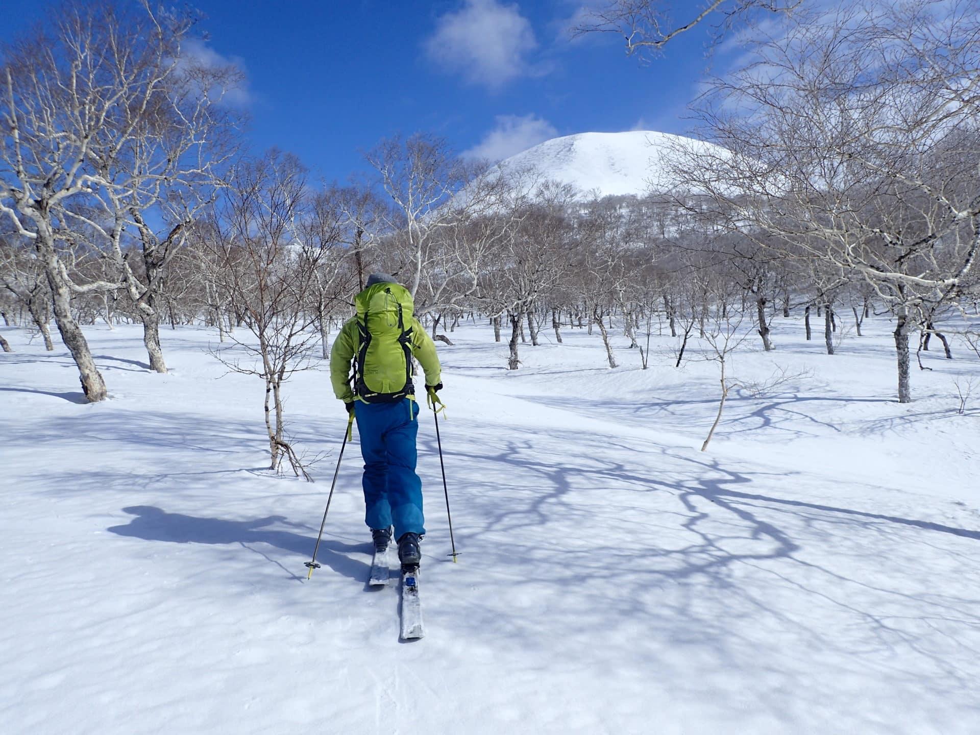 Niseko haute route ski tour