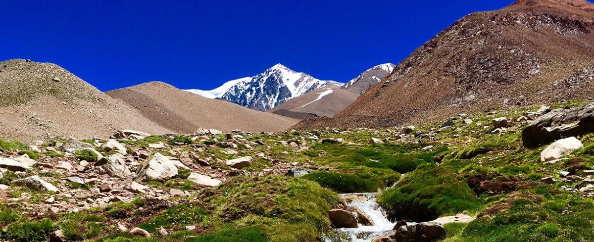 Exploring the Andean heights: Cerro Mercedario Expedition