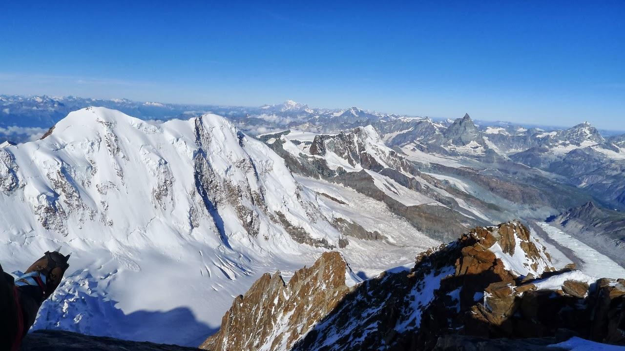 Haute Route: 6-day tour from Zermatt to Dufourspitze