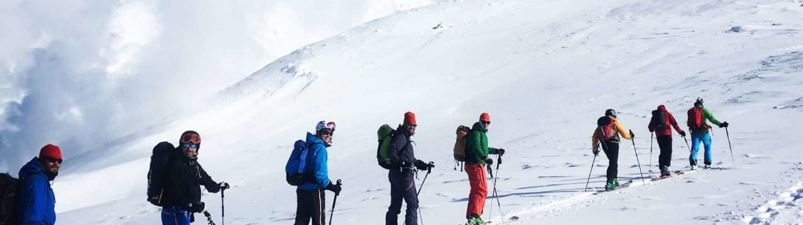 Ski Camping A Guide to the Delights of Backcountry Skiing