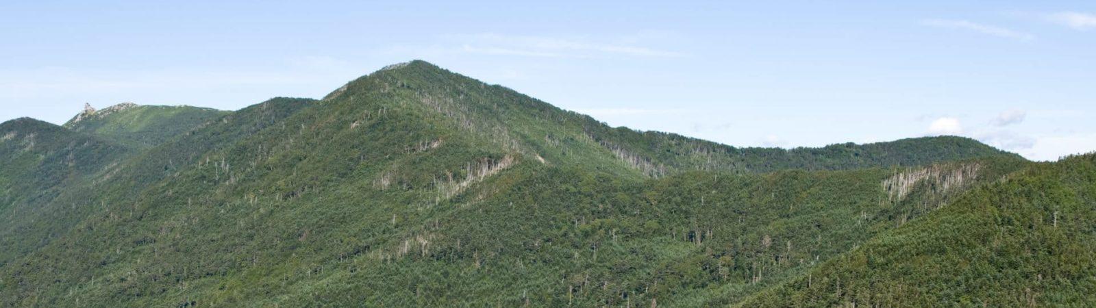 2-day hiking traverse in Daisetsuzan from Hakuundake to Asahidake
