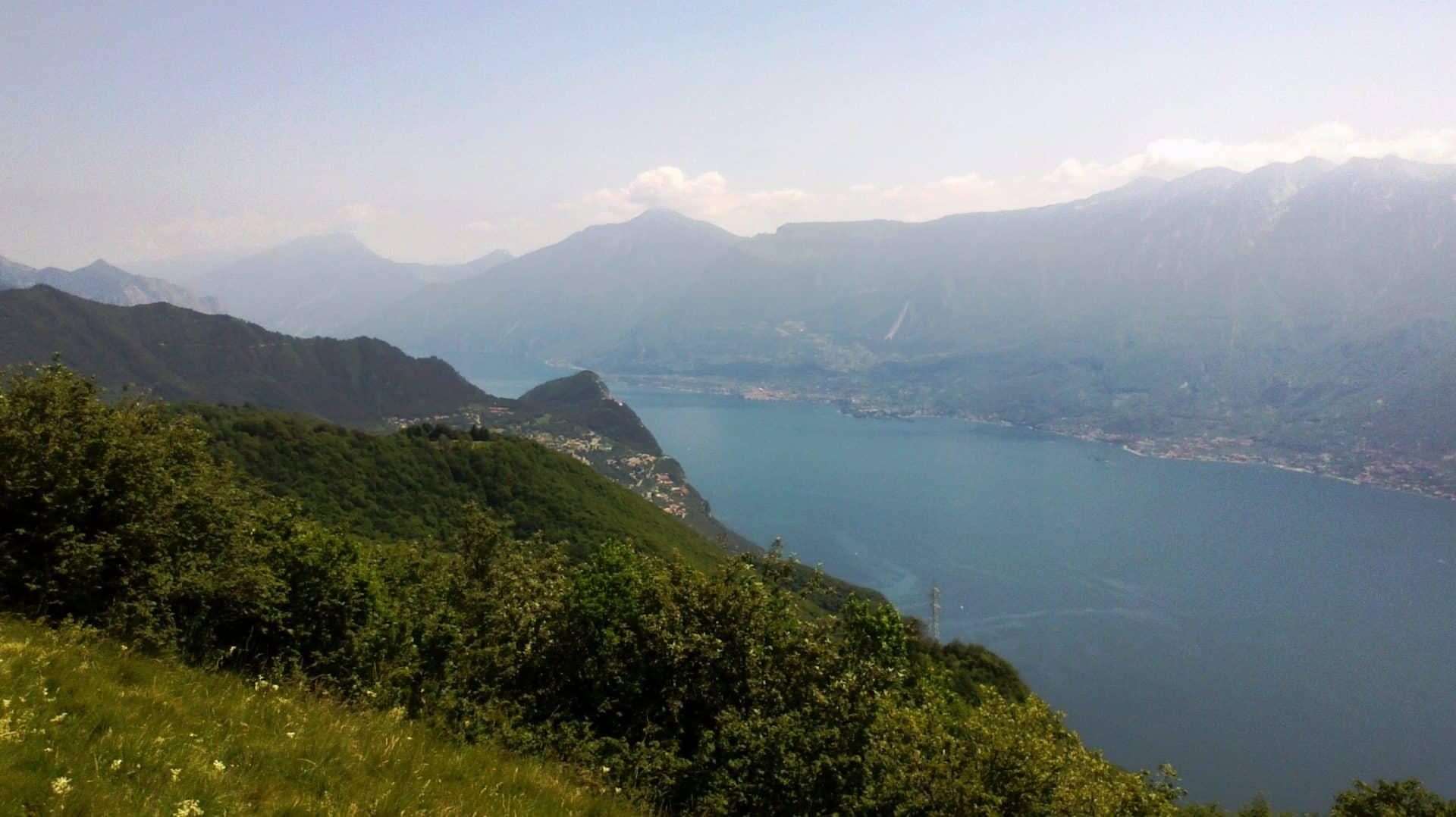 Hike in Mount Pizzocolo, Lake Garda