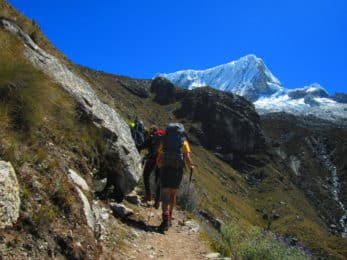 Hiking - Peru  Trekking and Backpacking trips