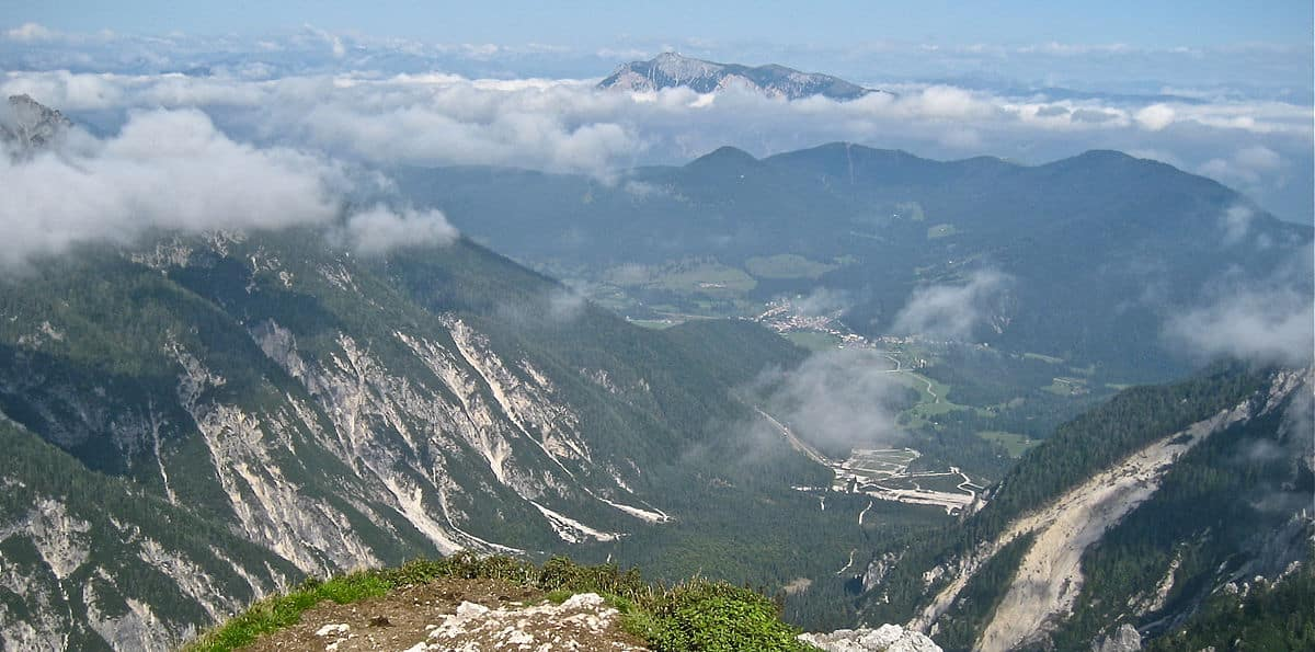 5-day hiking traverse in the Julian Alps