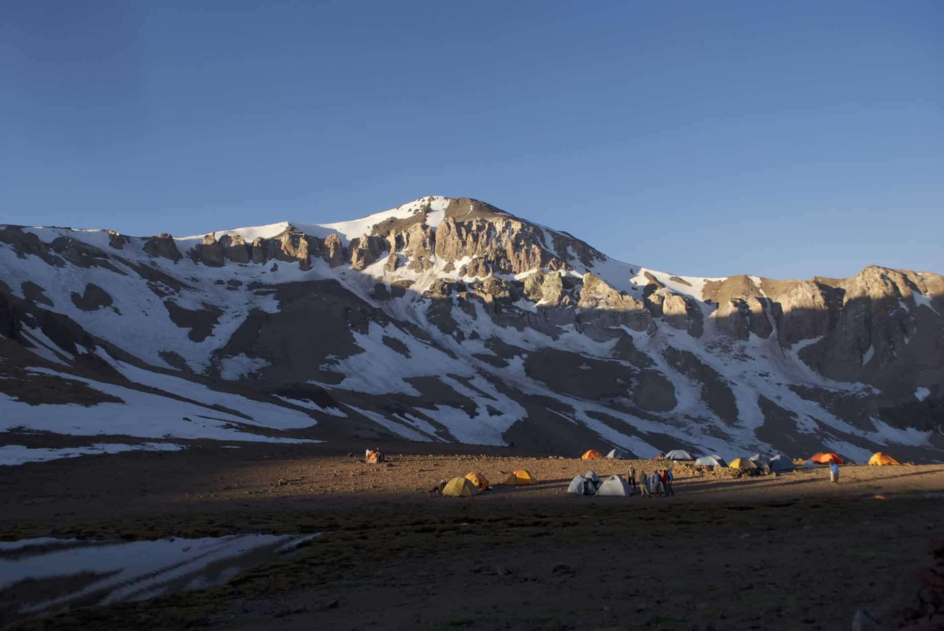 Two-week trek across the Chilean-Argentinean Patagonia