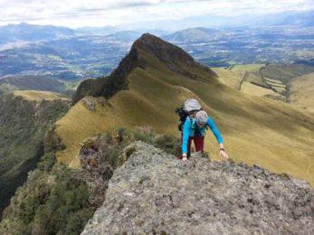 Pasochoa Hiking