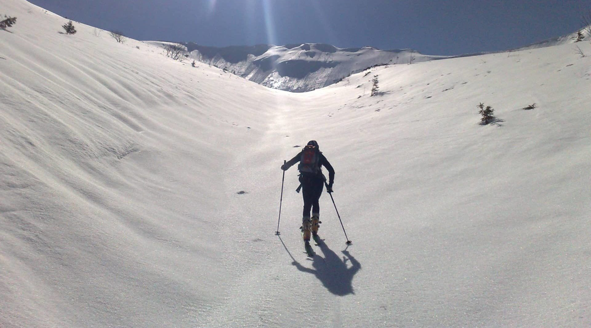 ab625f231895a Ski mountaineering in the High and West Tatras. Ski Touring trip ...