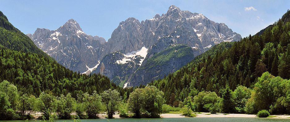 Rock climbing at Prisank mountain: the Devil's Pillar