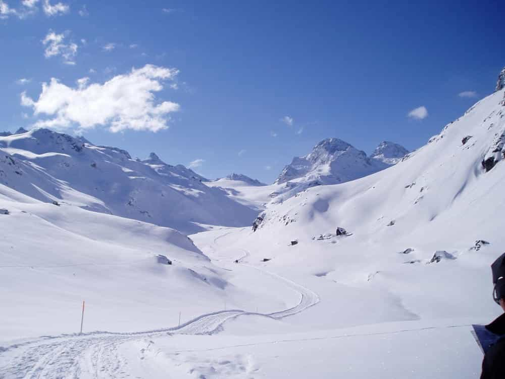 Silvretta Alps 5 day-guided ski tour around the Piz Buin