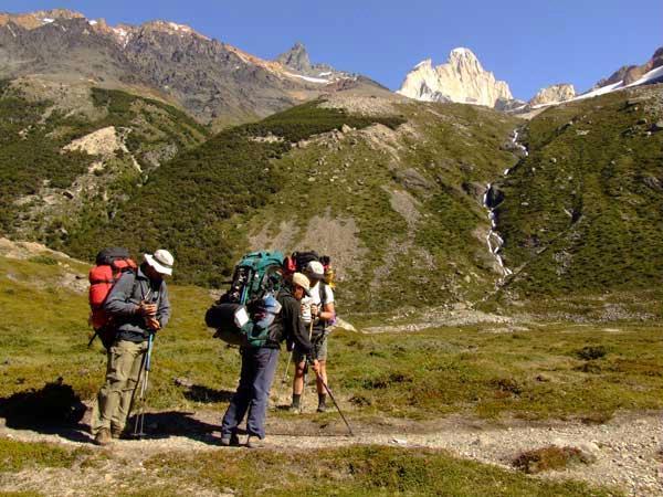 4-day El Chaltén hiking traverse