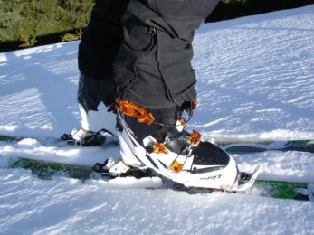 Haute Route ski tour from Chamonix to Zermatt