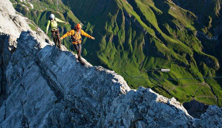 6-day via ferrata tour in the Kitzbühel Alps