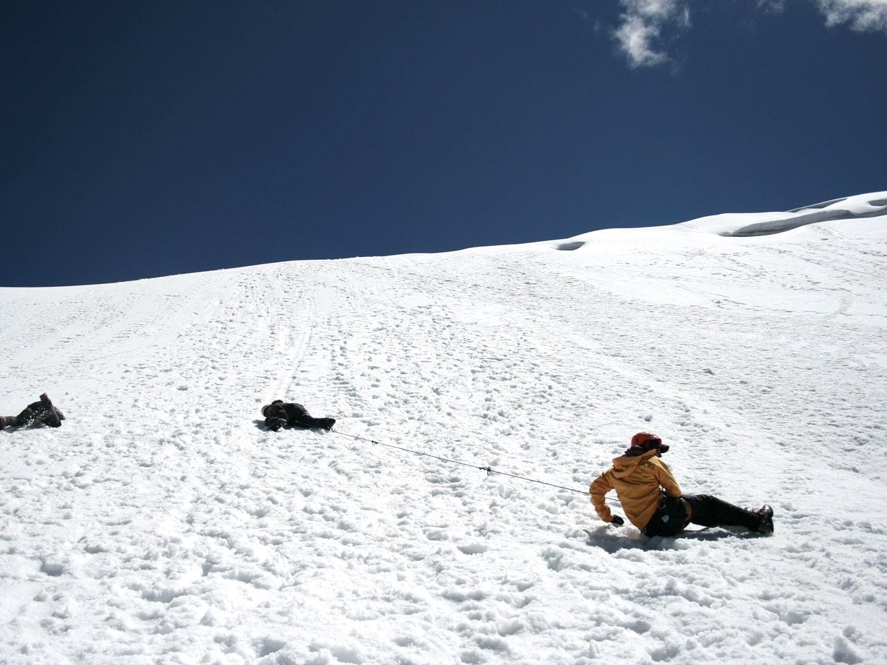 12-Day Mountaineering Course Cordillera Blanca