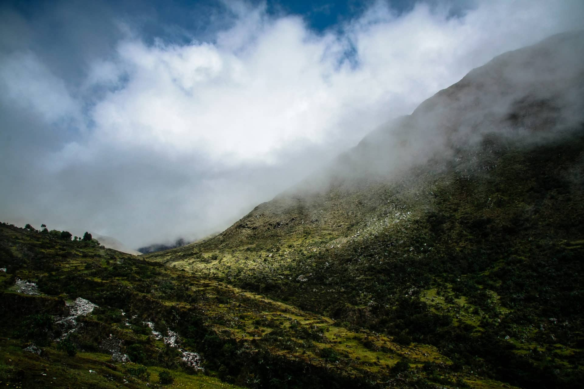 Choro trek, 4-day guided Inca trail