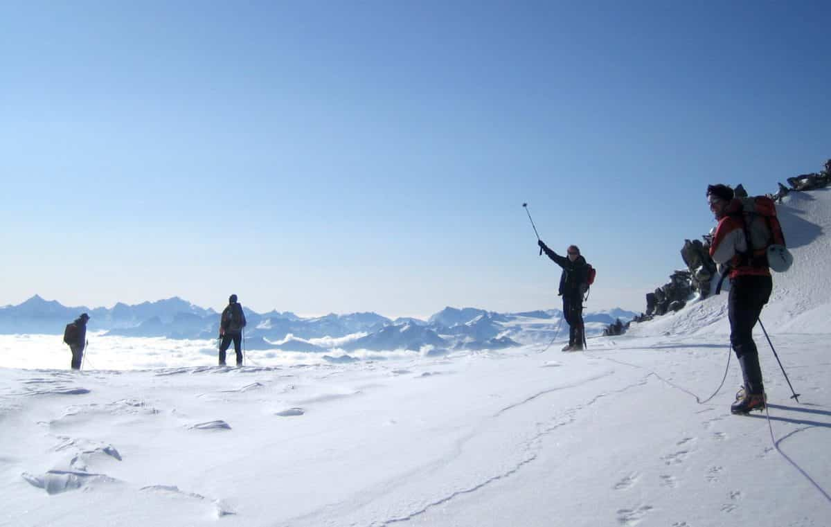 summits for beginners