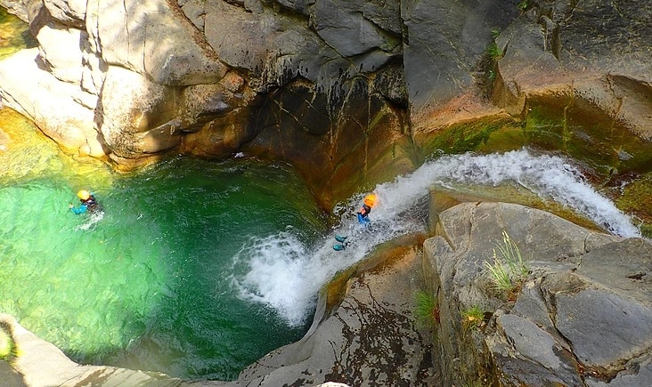 Benasque Valley Full-Day Guided Canyoning