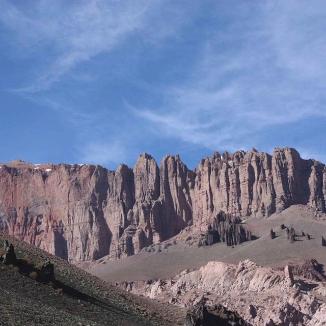 Cerro Penitentes 3-Day Guided Climb